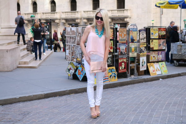 SUMMER OUTFIT STYLED ENTIRELY FROM NORDSTROM