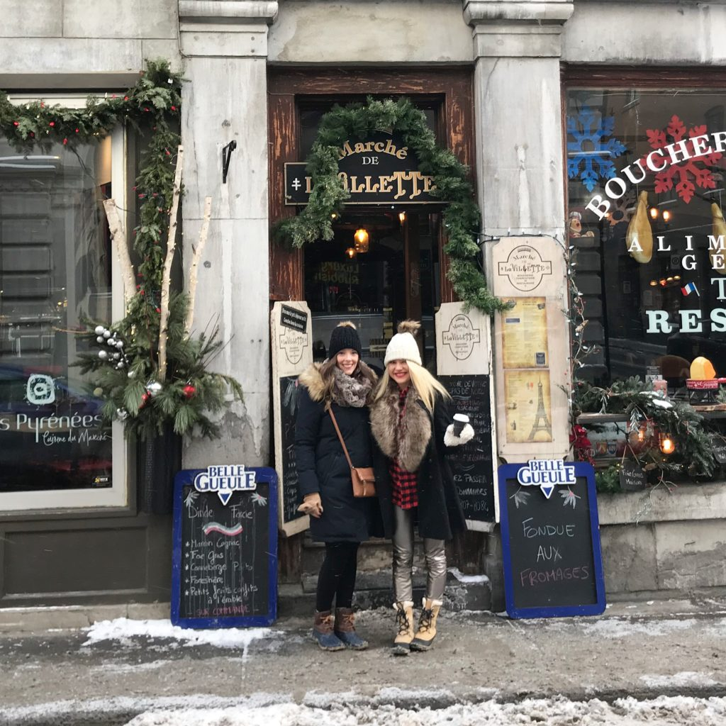 WHERE TO GO IN MONTREAL IN THE WINTER